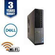 Dell - PC de table 3010 DT1 remis à neuf, Intel Core i5-3470 à 3,2 GHz, DD 250 Go, DDR3 4 Go, Windows 10 Pro
