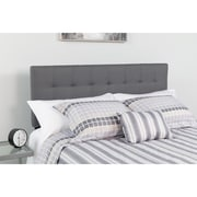 Flash Furniture Bedford Tufted Upholstered Full Size Fabric Headboard