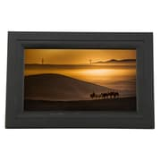 "iDeaPLAY 10"" Touchscreen Wi-Fi Photo Frame, Black (DF1002-BLK)"