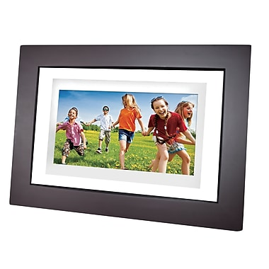 Sylvania 10 Led Touch Screen Digital Picture Frame With Wi Fi And