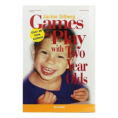 Gryphon House Games To Play With Two Year Olds Revised Edition Book (GR-12687)