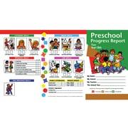 Hayes Preschool Progress Report Record Book, 10/Pack (H-PRC0)