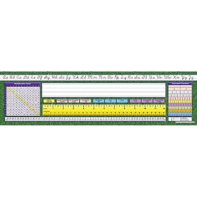 North Star Teacher Resources® 2nd - 6th Grades Desk Name Plate, Intermediate Contemporary Cursive, 36/PK, 3 PK/BD