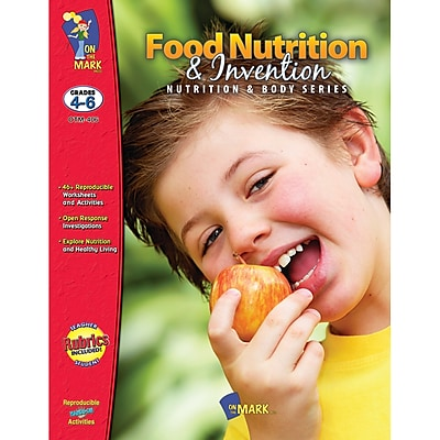 On The Mark Press Food Nutrition and Invention Book