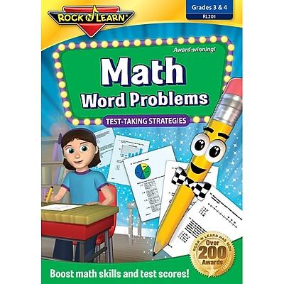 Rock 'N Learn® DVD Programs, Math Word Problems