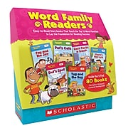 Word Family Readers Set