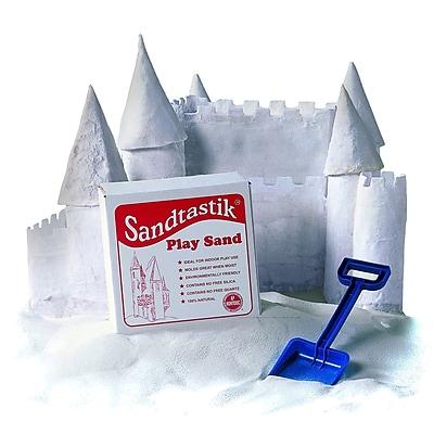Sandtastik SND025 White Play Sand