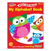 Trend® Wipe-Off® Book, My Alphabet Book