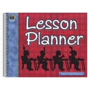 Teacher Created Resources® Lesson Plan Book, Pre-school - 12th (TCR3358)