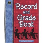 Teacher Created Resources® Record and Grade Book, Grades Pre-school - 12th (TCR3360)