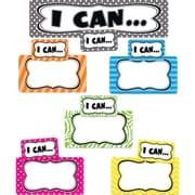 Teacher Created Resources Mini Bulletin Board Set, I Can… (TCR4623)