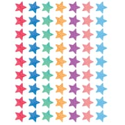 Teacher Created Resources® Watercolor Star Mini Stickers, Pack of 378 (TCR8897)