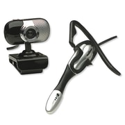 Manhattan Web Communicator Combo with Webcam & Headset (460507)