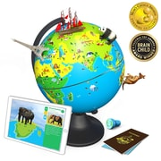 Shifu Orboot STEM Toy: An Educational, Augmented Reality Based Globe for Kids 4-10 Years