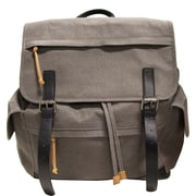 18ddcd23bc Mancini 1412-02-Grey Large Backpack for 15.6