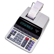 Sharp - Calculatrice imprimante robuste de table EL2630PIII, 12 chiffres