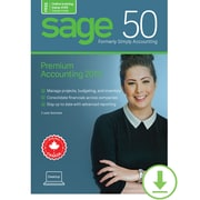 Sage 50 Premium Accounting 2019 [Download]