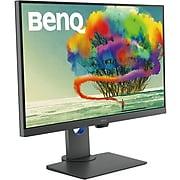 "BenQ DesignVue PD2700U 27"" LED Monitor, Black"