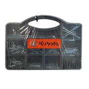 Kubota 500pc Nail Assortment, 2/Pack (12129)