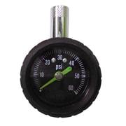 Logix Tire Pressure Gauge, 2/Pack (18022)