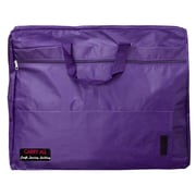 "Vivace Quilting Accessories Tote, Purple, 25-1/2"" x 19-1/2"" x 4"" (3025325)"