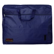 "Vivace Quilting Accessories Tote, Navy, 2-1/2"" x 19-1/2"" x 4"" (3025326)"