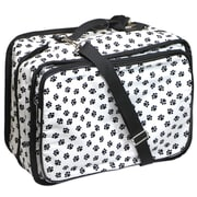 "Vivace Craft/Accessories Tote, Black Paws, 13"" x 10"" x 5"" (3028017)"