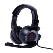 AverMedia GH335 Sonicwave Over The Ear Headphones with Velour Earpads Gaming Headset