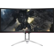 AOC AG352UCG6 35-inch LED LCD MVA Curved Screen Gaming Monitor NVIDIA G-Sync Technology, 3440 x 1440, 120 Hz, 4 ms