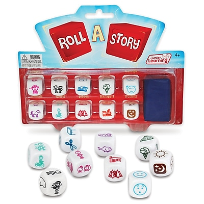 Junior Learning Roll A Story (JRL144)