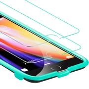 ESR - Protecteur d'écran en verre trempé 5X pour iPhone 8P/7P/6SP/6P, paq./2