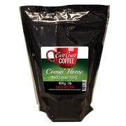 East Coast Coffee, Comin' Home, Whole Bean Coffee, Medium Roast, 1Lb Bag