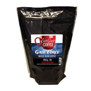 East Coast Coffee, Gale Force Whole Bean Coffee, Dark Roast, 1Lb Bag