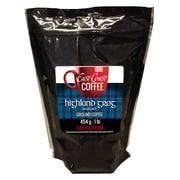 East Coast Coffee, Highland Grog, Ground Coffee, Hazelnut Flavour, 1LB