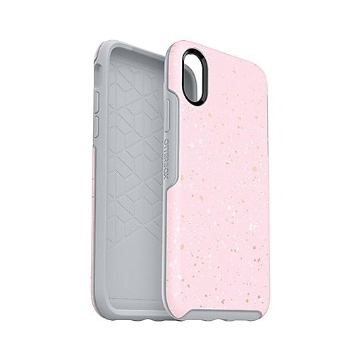 new product 9b8b1 07ec5 OtterBox® Symmetry Case For iPhone X, iPhone Xs, On Fleck (77-59532)