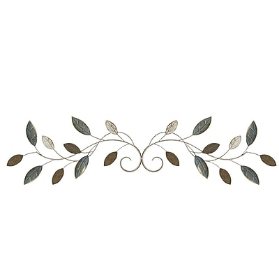 Stratton Home Decor Graceful Over the Door Wall Décor (S07760)
