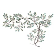 "Stratton Home Decor Patina Tree Branch Wall Décor, 27.56""H x 39""W (S09562)"
