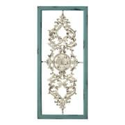 Stratton Home Decor Scroll Panel Wall Décor (SHD0121)