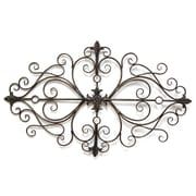 Stratton Home Decor Traditional Scroll Wall Décor (SHD0138)
