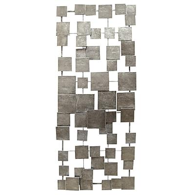 Stratton Home Decor Geometric Tiles Wall Décor (SHD0211)