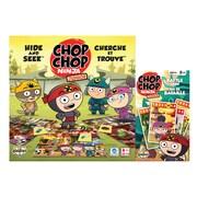 Gladius Duo Pack, Chop Chop Ninja Hide and Seek + Battle Game Chop Chop Ninja