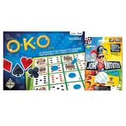 Gladius Duo Pack, O.K.O Game + Jok-R-ummy Travel Edition