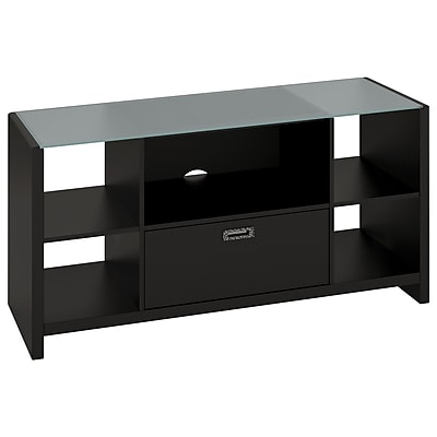 Kathy Ireland Office By Bush Furniture Credenza Tv Stand With Glass