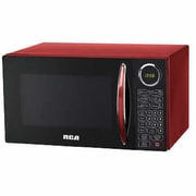CURTIS INTERNATIONAL RCA 0.9 Cu. Ft. Microwave, Red (RMW953-RED)