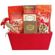 Michael Adams Deck The Halls Gift Basket