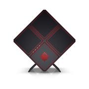 HP OMEN X 2HJ36AA#ABA Tower Desktop 2.9 GHz Core i9-7920X, 2TB HDD + 512GB SSD, 64GB DDR4 SDRAM, Dual NVIDIA GeForce GTX 1080 Ti