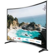 Bolva 65-inch 4K UHD HDR LED Curved Smart TV (65CSV02)