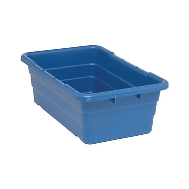 Cross Stack Tote, Blue, 3/Pack (CD247)
