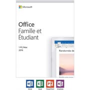 Microsoft Office Home and Student 2019, French