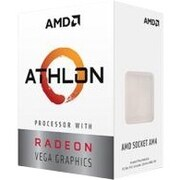 AMD Athlon 200GE Processor 3.20 GHz Dual-core (2 Core) 4 MB (YD200GC6FBBOX)